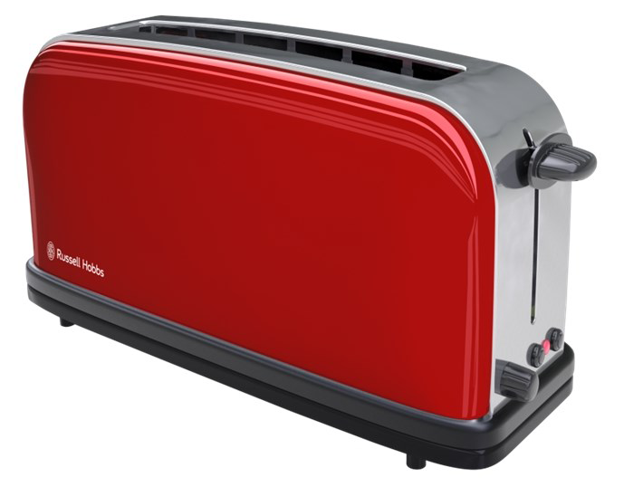 Russell Hobbs 21391-56 Colours Flame Red