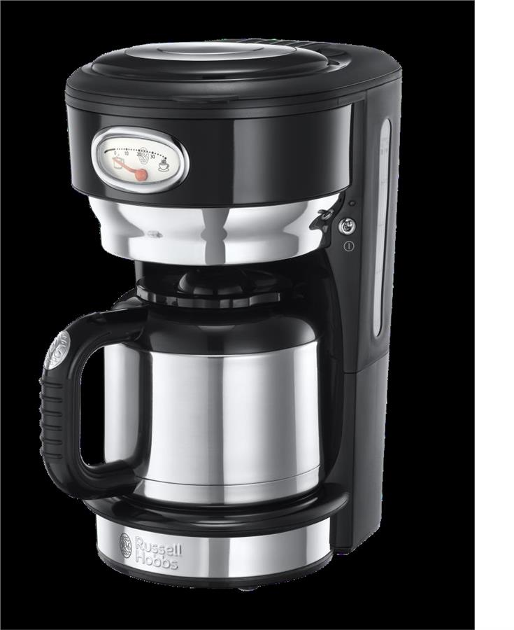 Russell Hobbs 21711-56 Retro Classic Noir Thermal